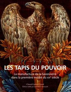 Editions Faton - les tapis du pouvoir - Libro Di Belle Arti