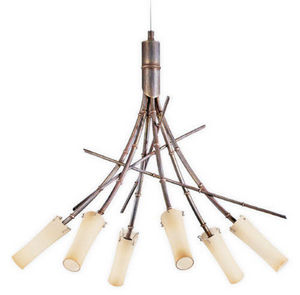Masca - bamboo - Lampada A Sospensione