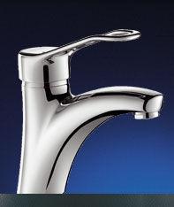 DELABIE - mitigeur lavabo bec fixe h 85 - Miscelatore Lavandino / Lavabo