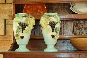 Antiquites Decoration Maurin -  - Vaso Da Fiori