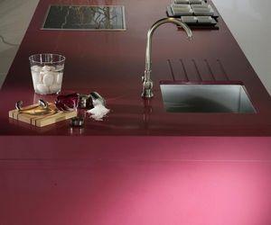 SILESTONE COSENTINO - koan - Piano Da Lavoro Cucina