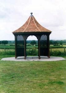 Wood Works Workshop -  - Gazebo