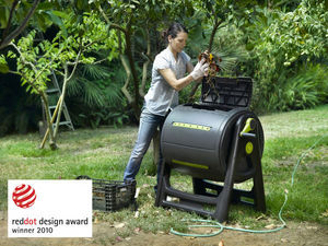 KETER - http://www.keter.com/products/dynamic-composter - Contenitore Compostaggio