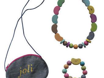 KUKKIA - gg08-my jewelry set - Giocattolo In Legno