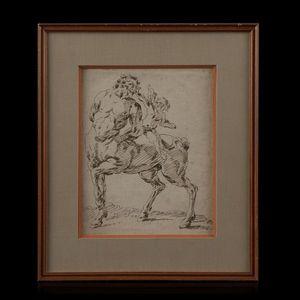Expertissim - ecole venitienne du xviiie siècle - Disegno A Inchiostro