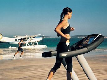 TECHNOGYM - run md inclusive - Tapis Roulant