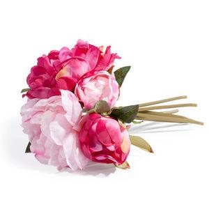 Maisons du monde - bouquet pivoine gladys - Fiore Artificiale