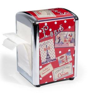 Maisons du monde - distributeur de serviettes guinguette - Portatovaglioli Di Carta