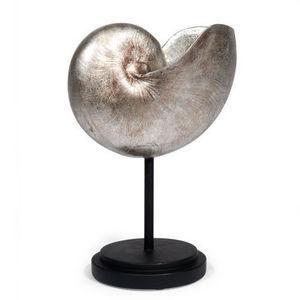 Maisons du monde - statuette nautilus - Conchiglia