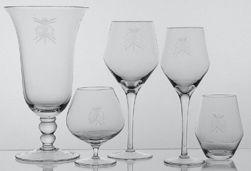 Les Verreries Du Chateau De Rivals -  - Servizio Di Bicchieri