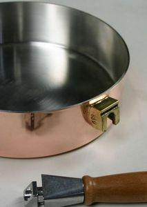 L Atelier Du Cuivre -  - Casseruola Conica Sauteuse