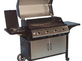 INVICTA - barbecue gaz middelton - Barbecue A Carbone