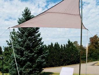 WILSA GARDEN - voile d'ombrage triangle 300x300x230cm - Tenda Da Esterno