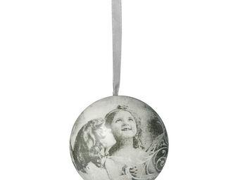 Mathilde M - boule décorative angéliques - Sfera Decorativa
