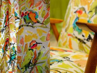LALIE DESIGN -  - Tessuto D'arredamento Per Sedie