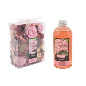 WHITE LABEL - pot pourri recharge liquide de parfum mystère - Pot Pourri