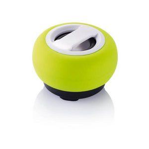 XD Design - haut-parleur bluetooth vert citron - Altoparlante