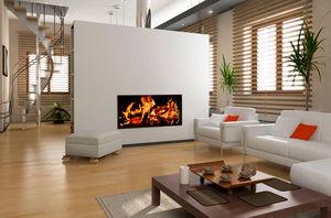CHEMIN'ARTE - radiateur électrique design feu de cheminée - Radiatore Elettrico