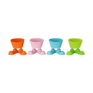 La Chaise Longue - set de 4 cupcakes - Stampo Per Dolci