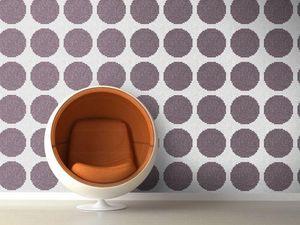 DEMOUR & DEMOUR Mosaïques - ellipse m01905 - Piastrella A Mosaico