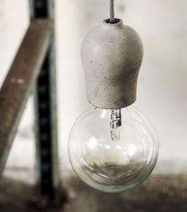 Lyktan Bankeryds Belysnings AB - betong stella upphäng - Lampada A Sospensione