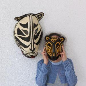 ETHIC & TROPIC -  - Maschera