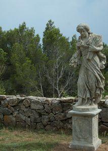 TERRES D'ALBINE -  - Statua