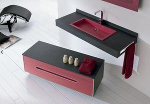 FIORA - colors - Mobile Bagno