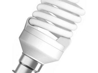 Osram - ampoule fluo compacte spirale b22 2500k 23w = 100w - Lampada Fluorescente Compatta