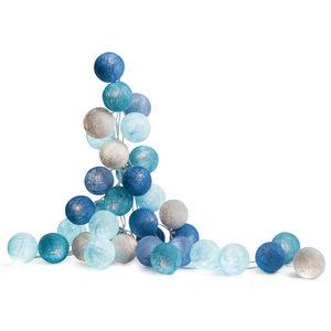 LA CASE DE COUSIN PAUL - cap reinga - coffret guirlande lumineuse bleu 2,9m - Ghirlanda Luminosa