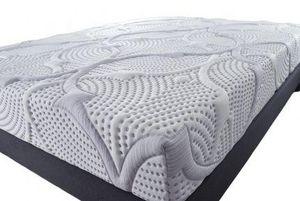 NUPSIA - lavanda- - Materasso In Memory Foam