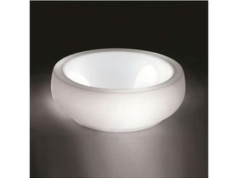 TossB - chubby side table light - Oggetto Luminoso