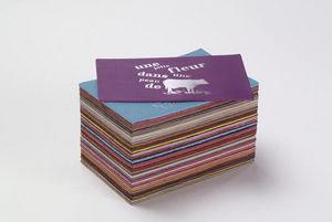 BANDIT MANCHOT -  - Cartolina Postale
