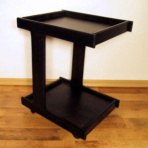 ECHOS Furniture - droit - blanc - Tavolo Da Letto