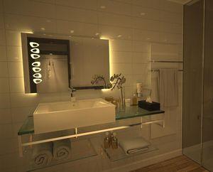 GLASSOLUTIONS France - desire - Specchio Luminoso