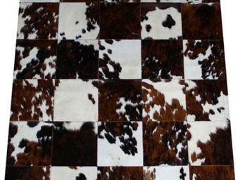 Tergus - tapis peau de vache ref.704 - Tappeto Di Cuoio
