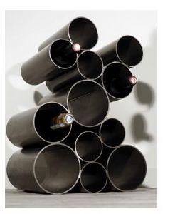 Metal Design - bubbl - Portabottiglie (cucina)