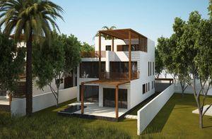 AW² - barka resort village - Progetto Architettonico