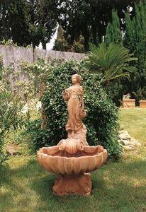 Enzo Zago -  - Fontana Per Esterno