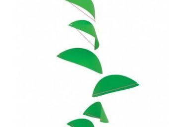 FLENSTED MOBILES - 150g kites (green) - Mobile (decorazione Sospesa)