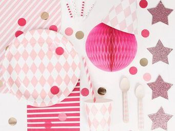 MY LITTLE DAY - le kit rose - Scatola Di Compleanno