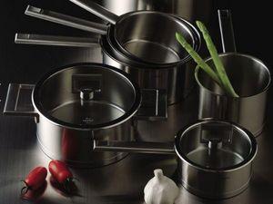 Cristel - strate - Batteria Da Cucina