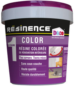 RESINENCE - r�sinence color - Pittura Multisupporto
