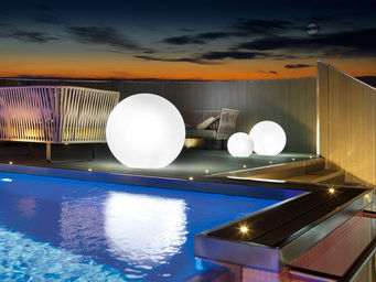 Lyxo by Veca - sfera luminosa led - Lampada Da Giardino Con Led