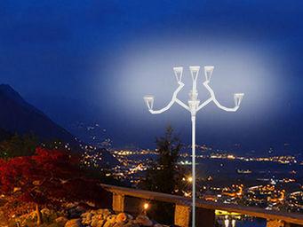 LAMPASOL - punta - Lampione Da Giardino