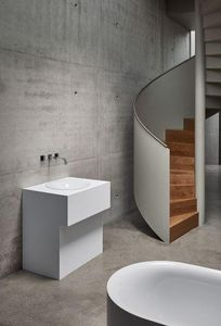 BETTE - bettelux oval- - Lavabo Ad Incasso