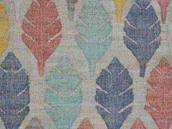 Bausol - leaves - Tappeto Kilim