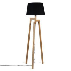 Maisons du monde - woodstock - Lampada Da Terra Treppiede