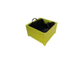 City Green - carré potager pour balcon burano - 50 x 50 x 30 cm - Contenitore Per Orto