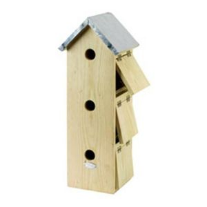Esschert Design - villa des moineaux - Casetta Per Uccelli